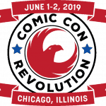 comic con revolution logo