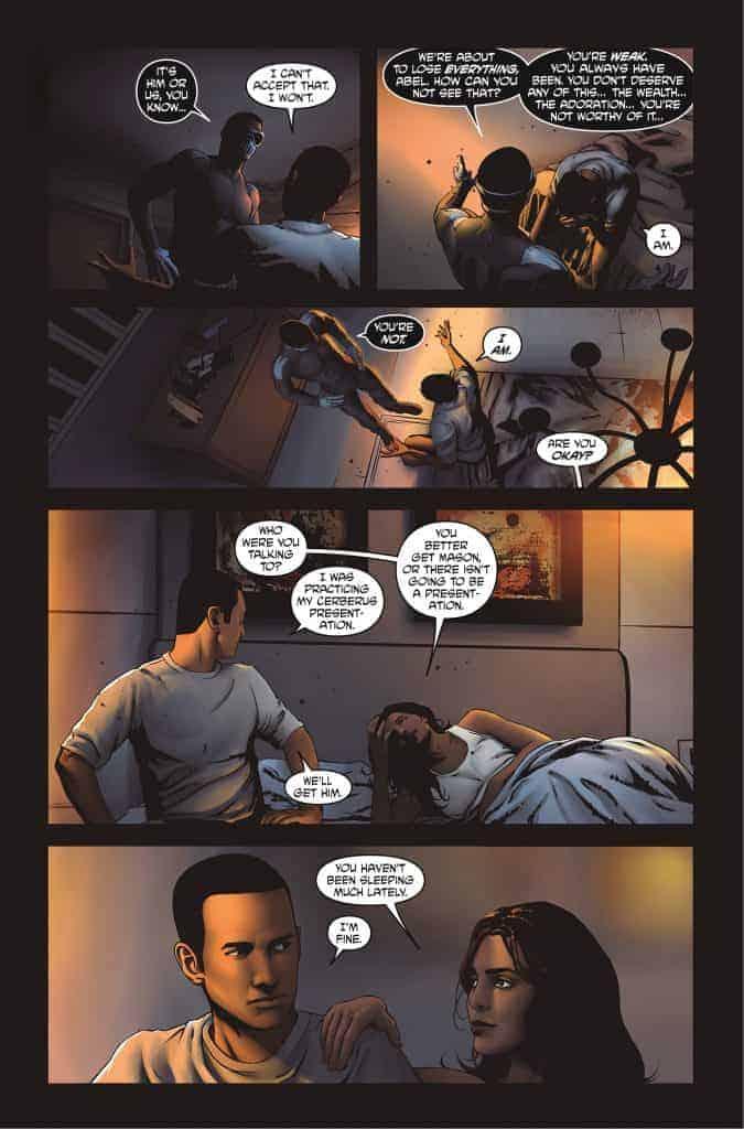 Banjax #2 - Page 12