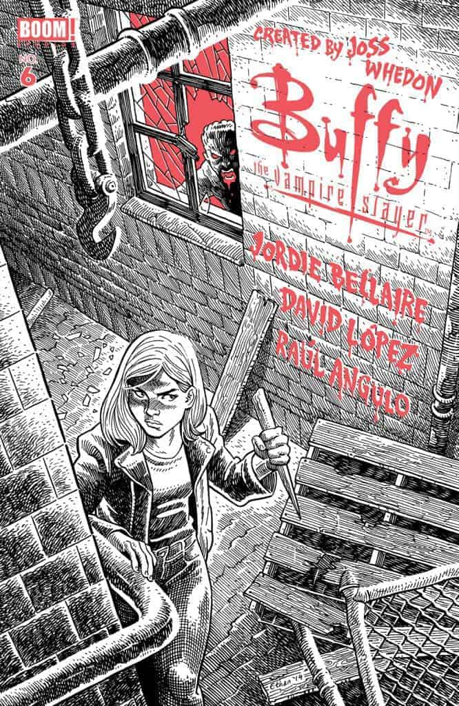 Buffy The Vampire Slayer #6 - Incentive Cover