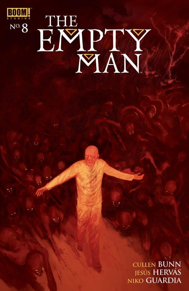 The Empty Man #8 - Main Cover