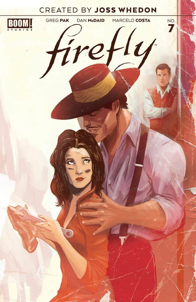 Firefly #7 - Main Cover