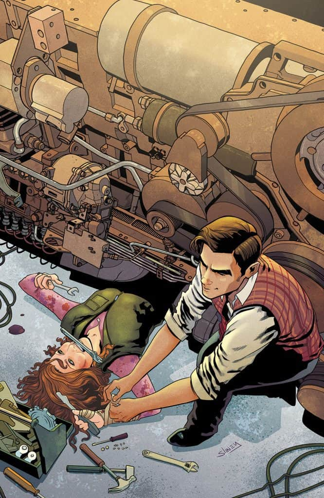 Firefly #7 - Unlocked Retailer Incentive Cover