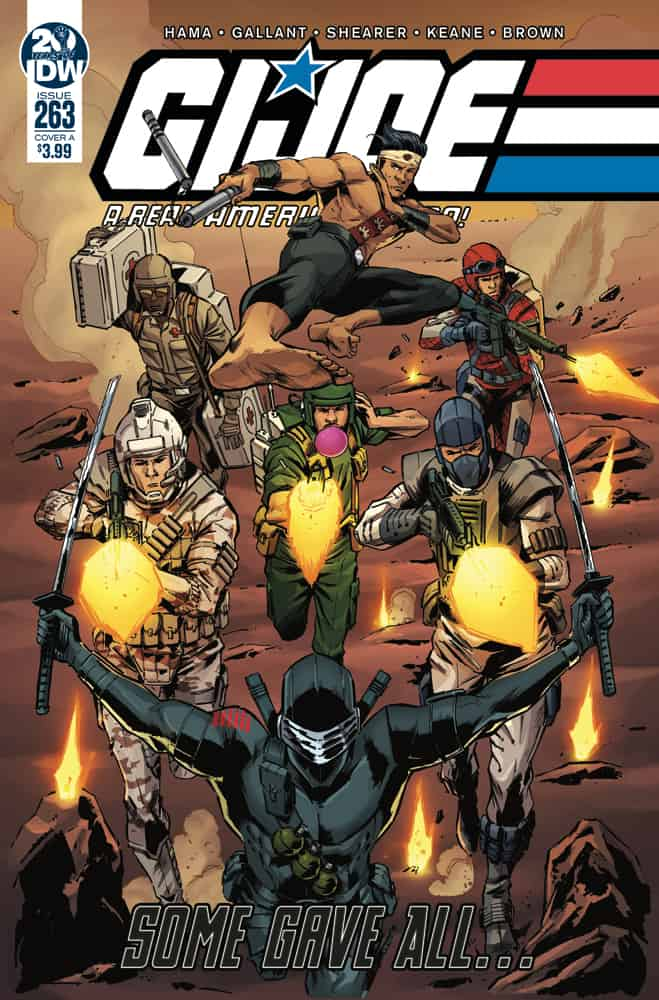 G.I. Joe A Real American Hero #263 - Cover A