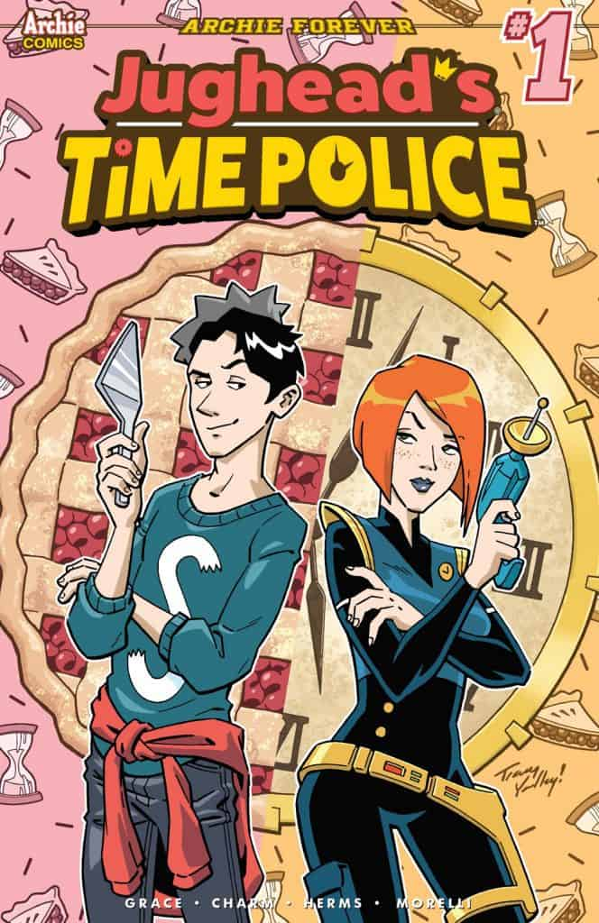JUGHEAD'S TIME POLICE #1 - Variant Cover by Tracy Yardley