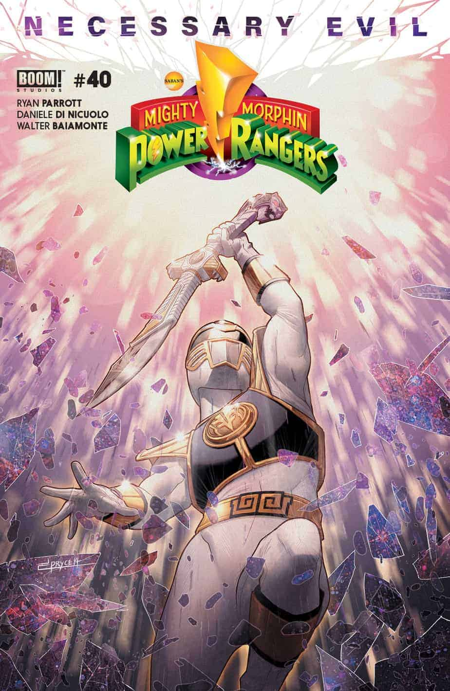 Mighty Morphin Power Rangers 40-55 Complete 1:20 Variant Set Boom Comic Lot