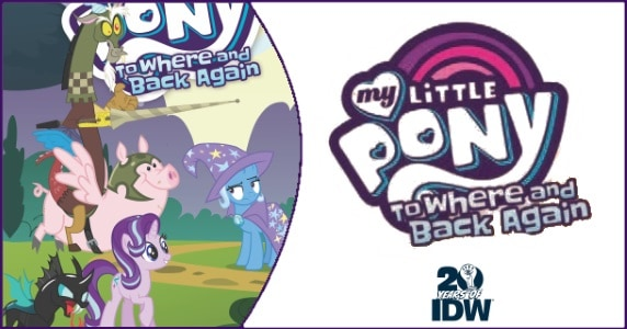 My Little Pony To Where Back Again preview feature