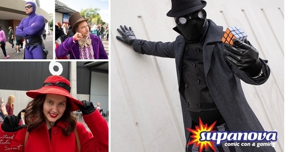 Supanova Sydney 2019 by The Misunderstood Autistic Savant feature