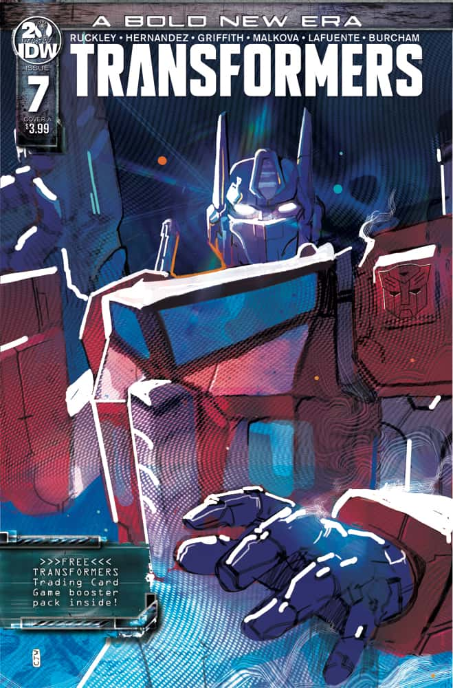 Transformers #7 - Cover A