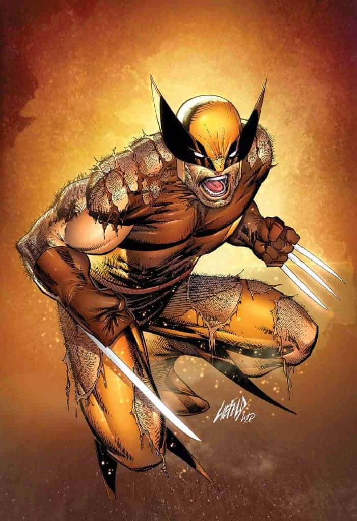 Wolverine Exit Wounds #1 Cover C by Rob Liefeld