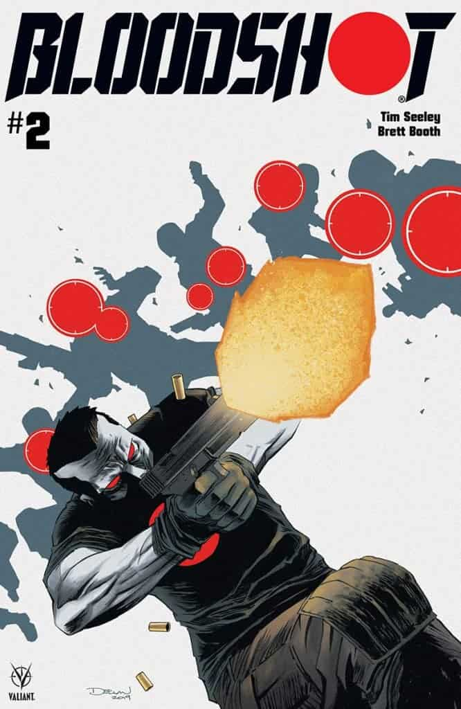 BLOODSHOT #2 - Cover A