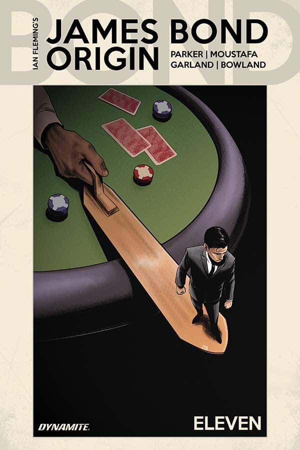 James Bond: Origin #11 - Cover D