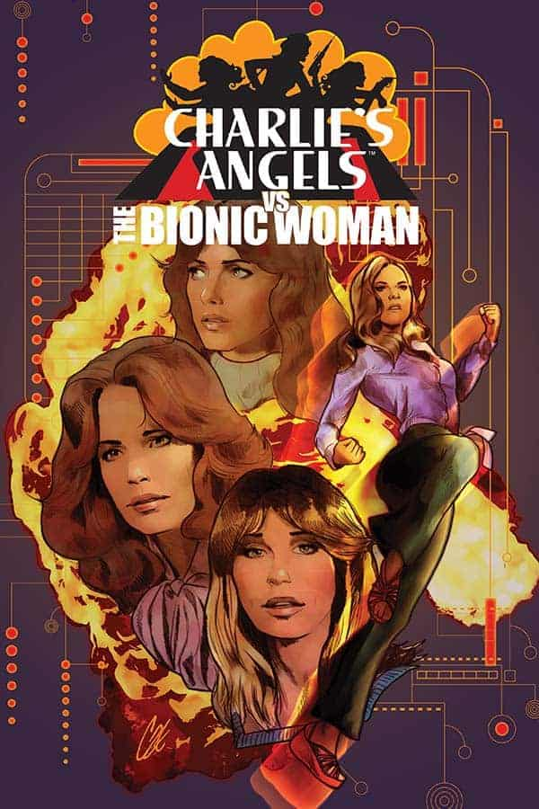 Charlie's Angels vs The Bionic Woman #1 - Cover A