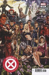 HOUSE OF X #1 - Cover B