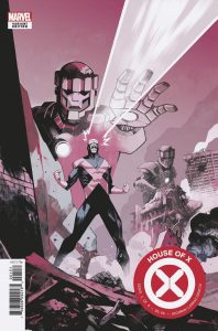HOUSE OF X #1 - Cover D