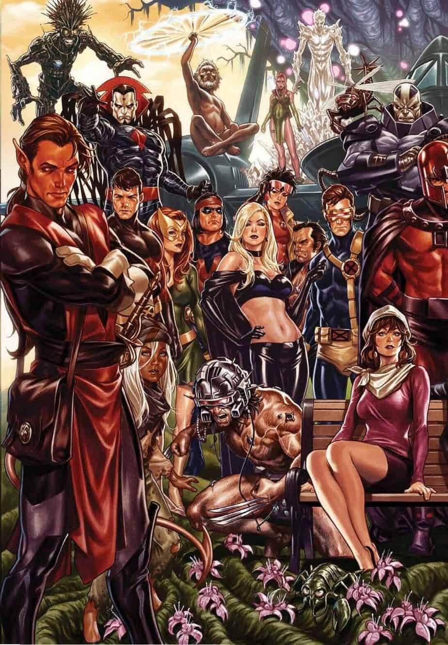 HOUSE OF X #1 - Cover O