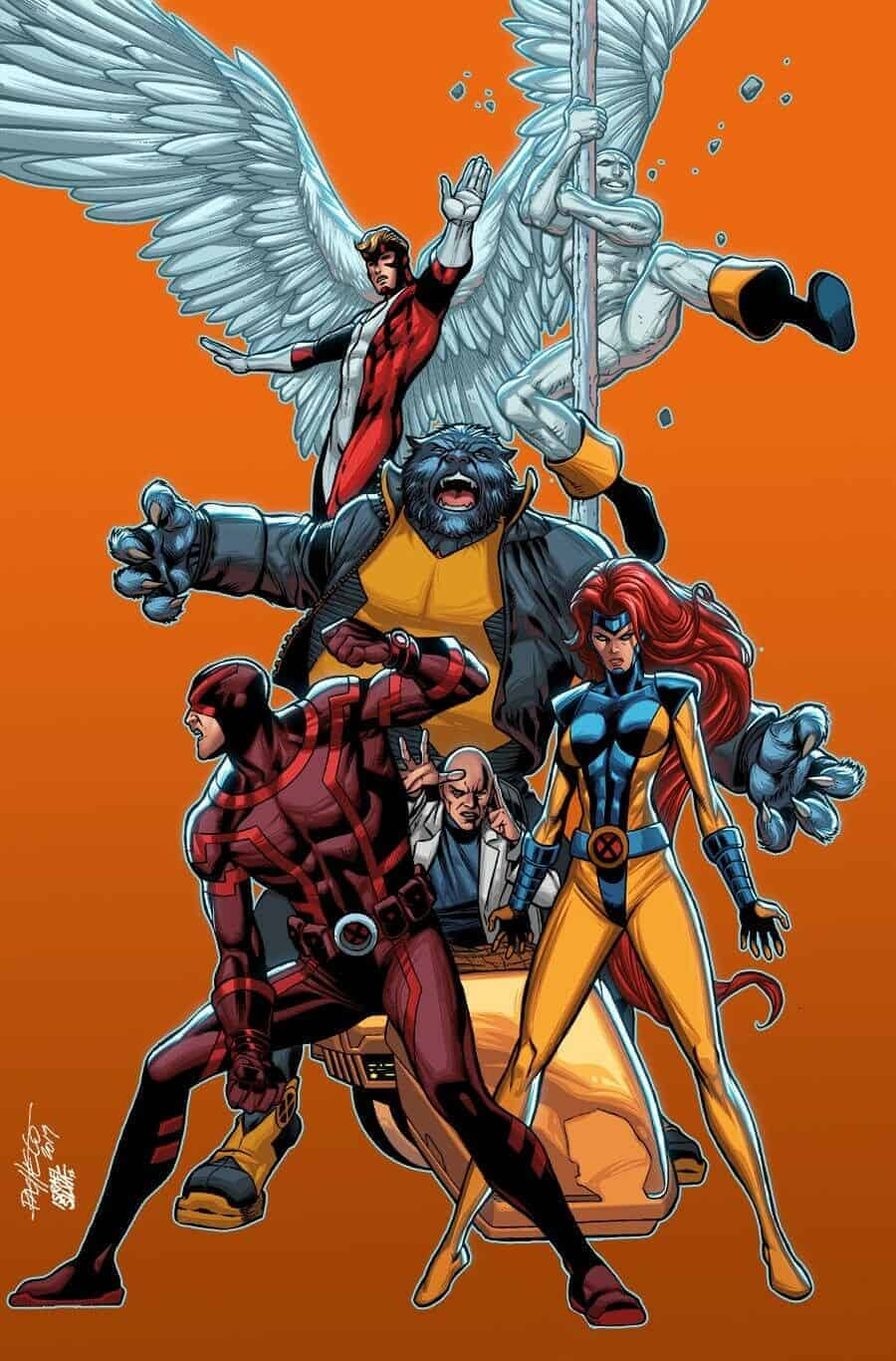 HOUSE OF X #1 - Cover P