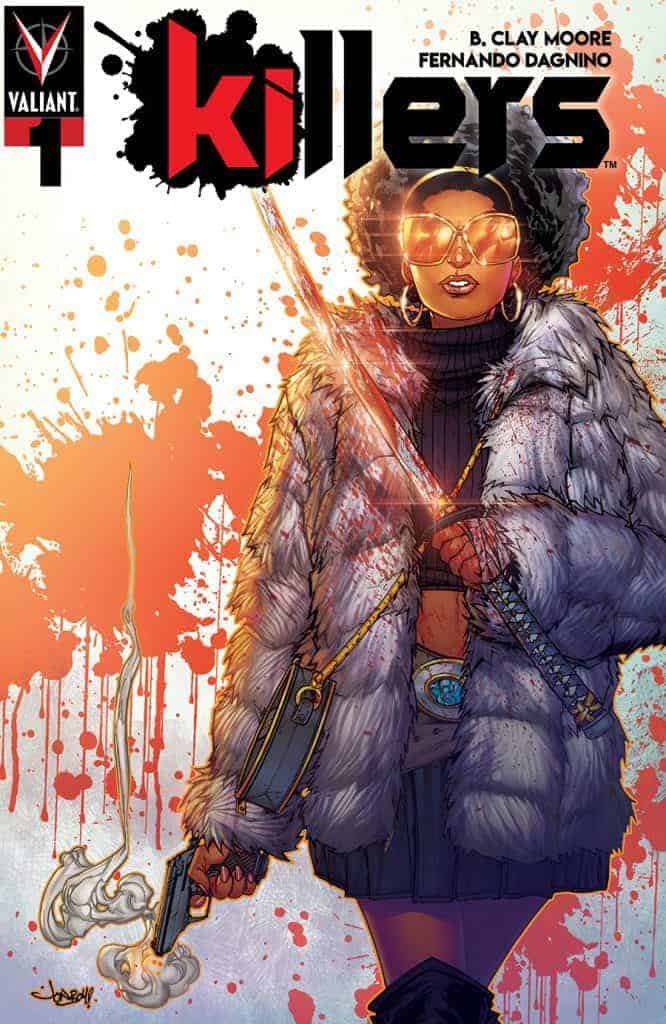 KILLERS #1 - Cover A