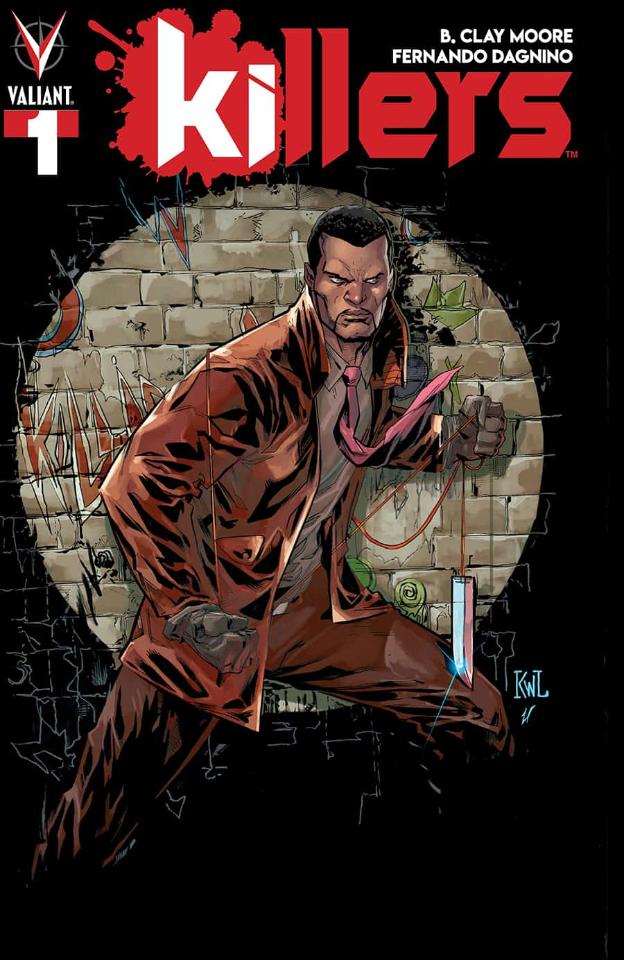 KILLERS #1 - Cover C