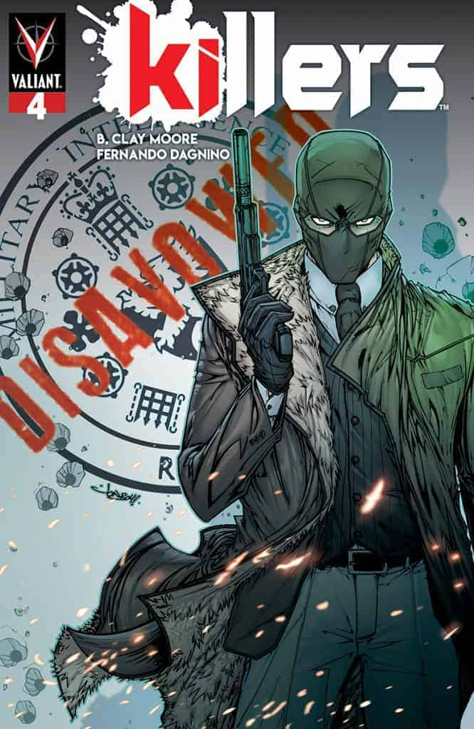 KILLERS #4 - Cover A