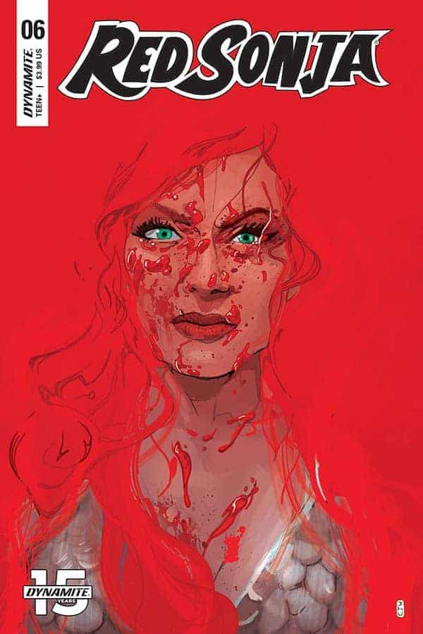 Red Sonja (Vol.5) #6 - Cover C
