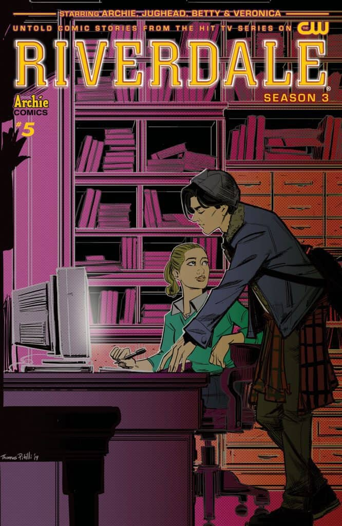 RIVERDALE Season 3 #5 - Main Cover by Thomas Pitilli