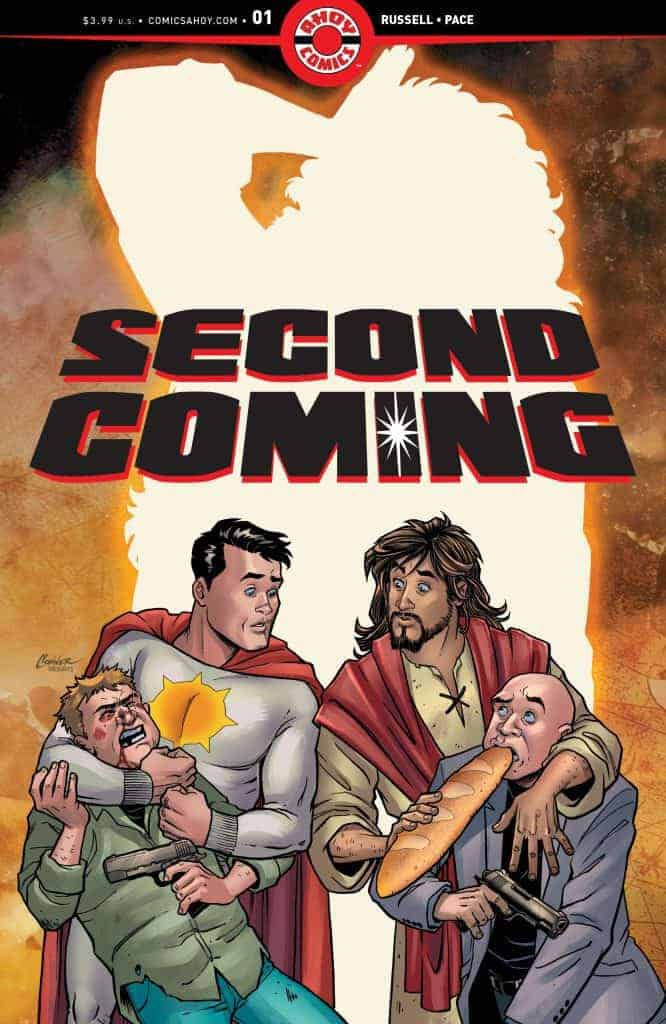 THE SECOND COMING #1 - Cover A
