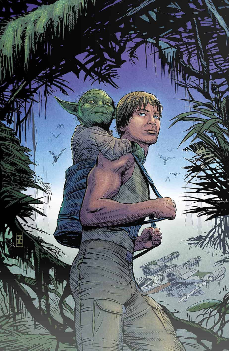 STAR WARS AGE OF RESISTANCE SPECIAL #1 - Cover B