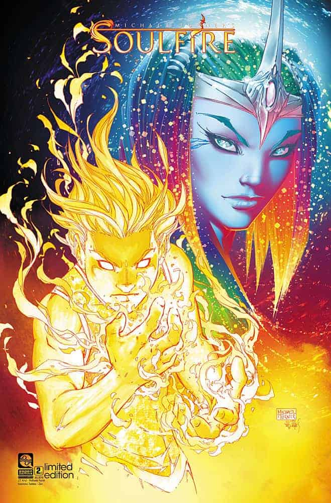 SOULFIRE (Vol. 8) #2 - Cover C