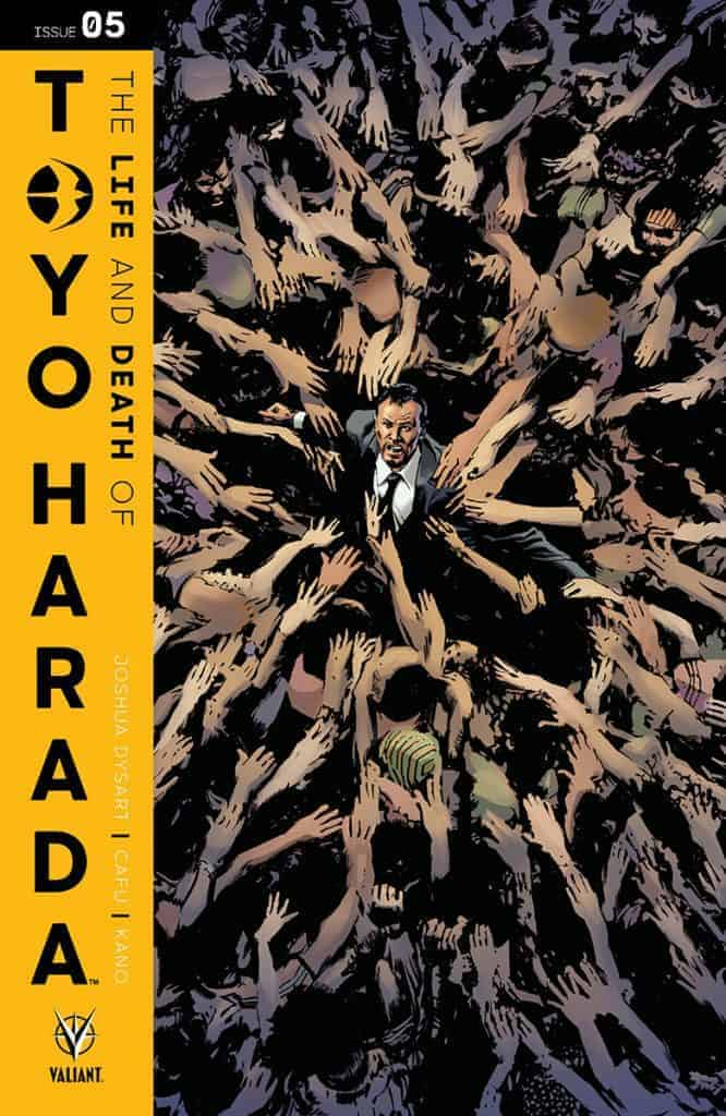 THE LIFE AND DEATH OF TOYO HARADA #5 - Cover A