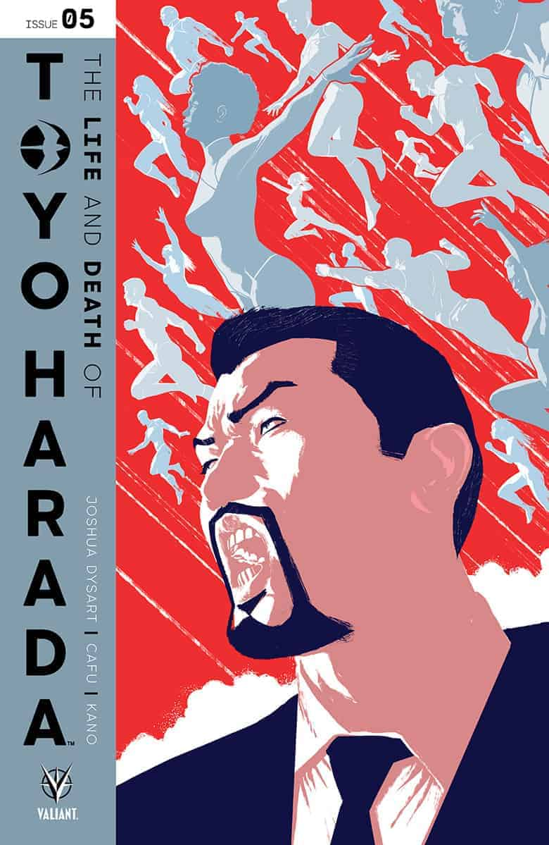 THE LIFE AND DEATH OF TOYO HARADA #5 - Cover B
