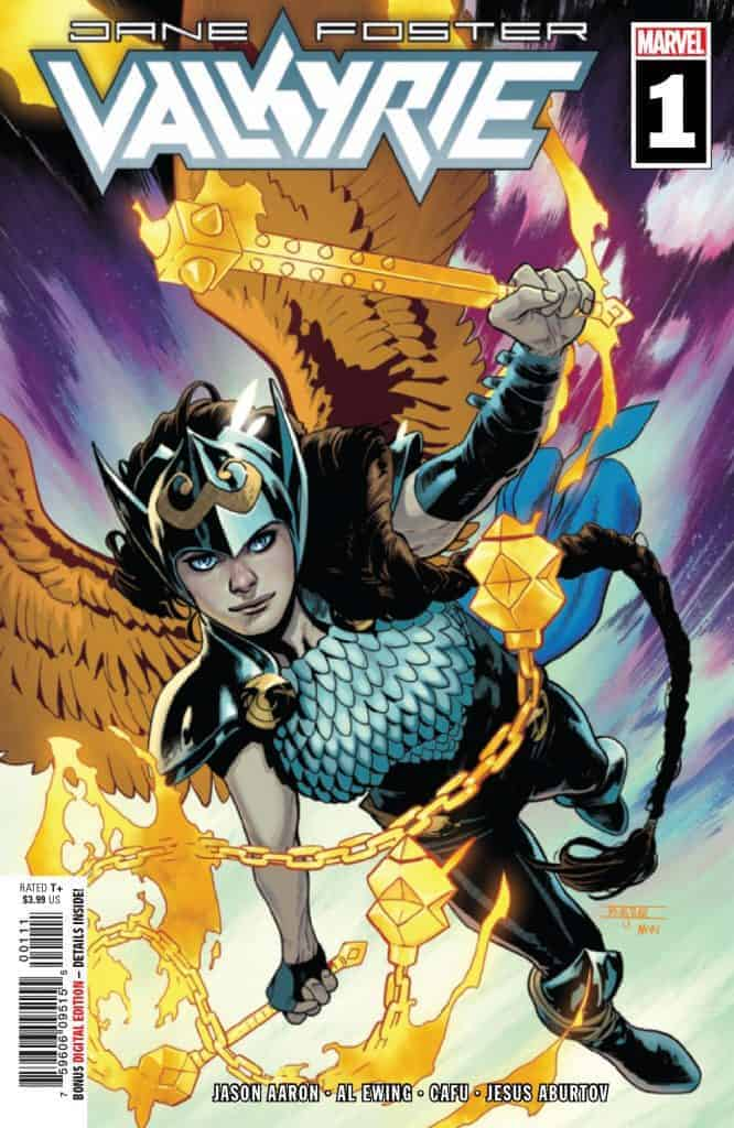 VALKYRIE JANE FOSTER #1 - Cover A