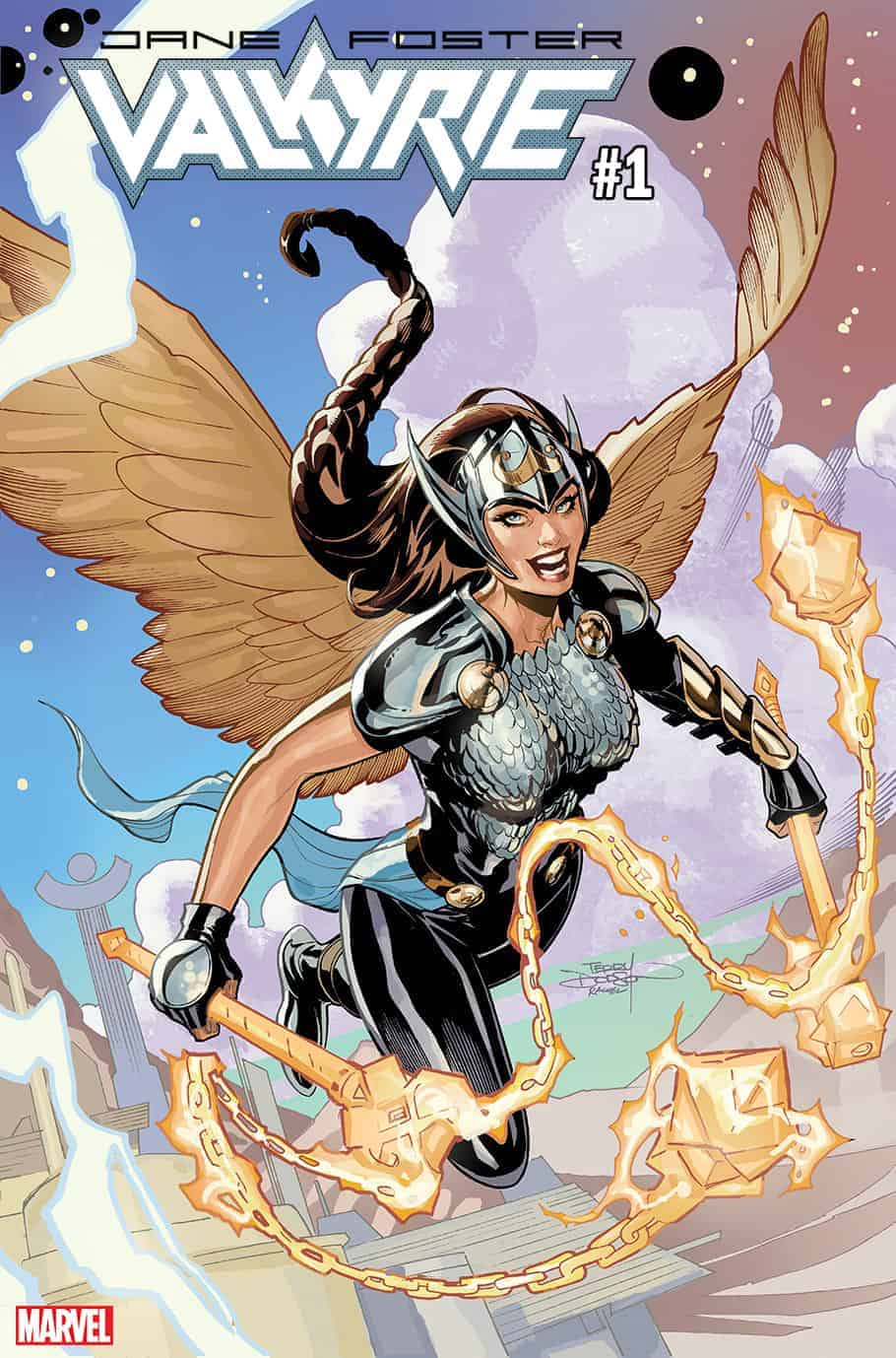 VALKYRIE JANE FOSTER #1 - Cover C