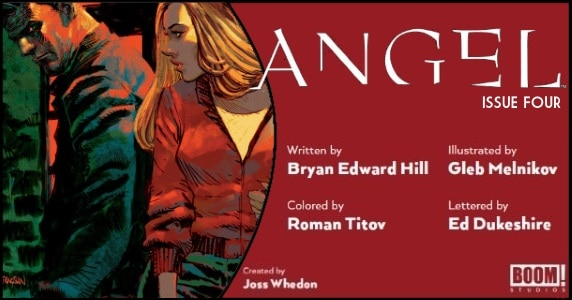 ANGEL #4 preview feature 1