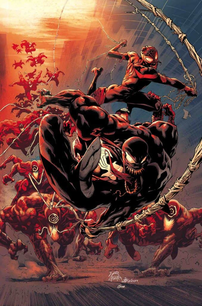 Absolute Carnage #2 - Main Cover by Ryan Stegman