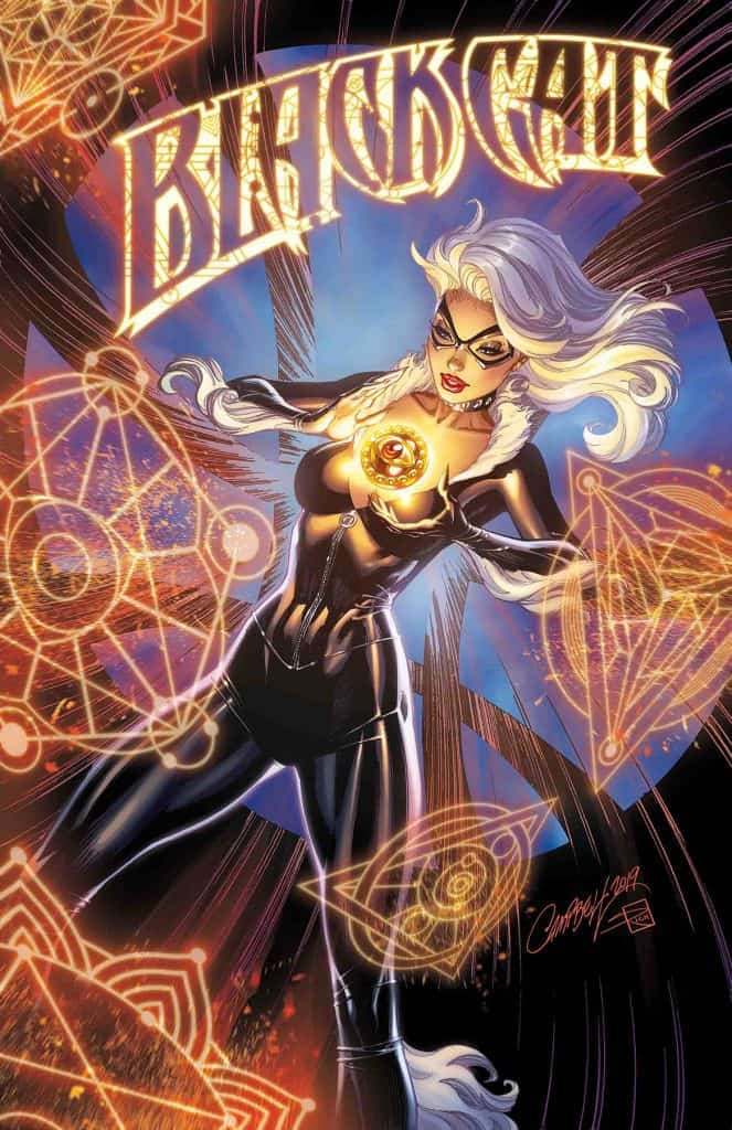 Black Cat #3 - Cover A