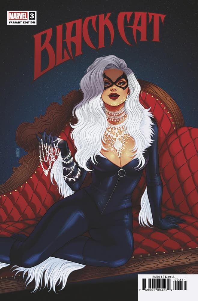 Black Cat #3 - Cover D