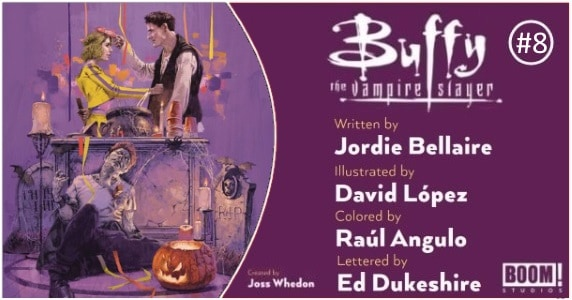 Buffy the Vampire Slayer #9 preview feature