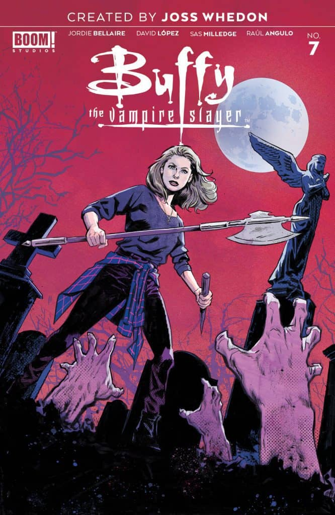Buffy The Vampire Slayer #7 - Cover E