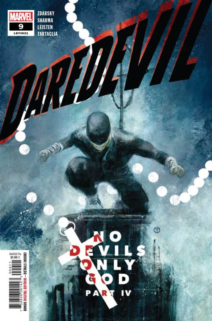 DAREDEVIL #9 - Cover A