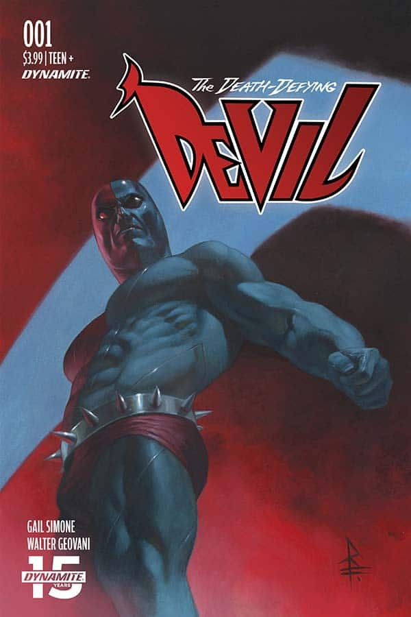 The Death-Defying Devil #1 - Cover A