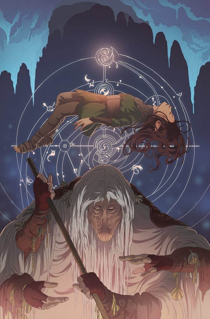 JIM HENSON'S THE DARK CRYSTAL: AGE OF RESISTANCE #3 - Main Cover