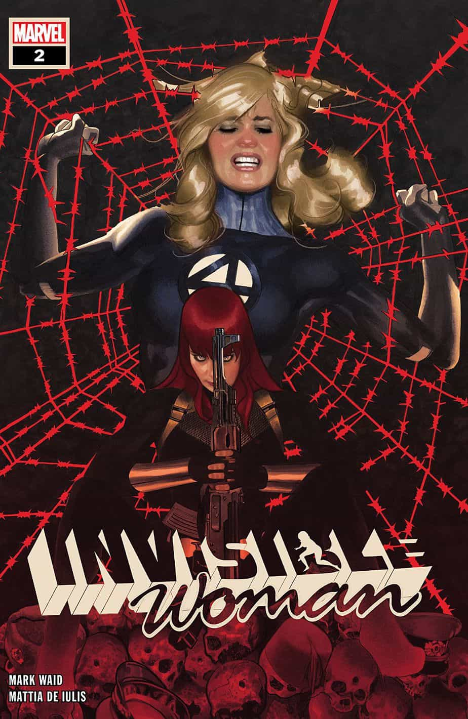 INVISIBLE WOMAN #2 - Cover A