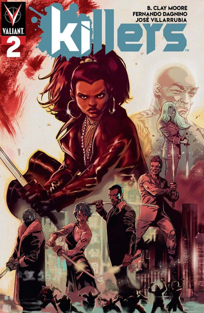 KILLERS #2 - Cover C