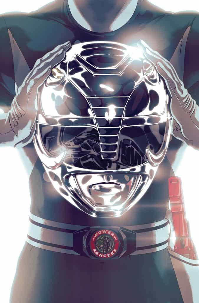 MIGHTY MORPHIN POWER RANGERS #45 - Foil Variant