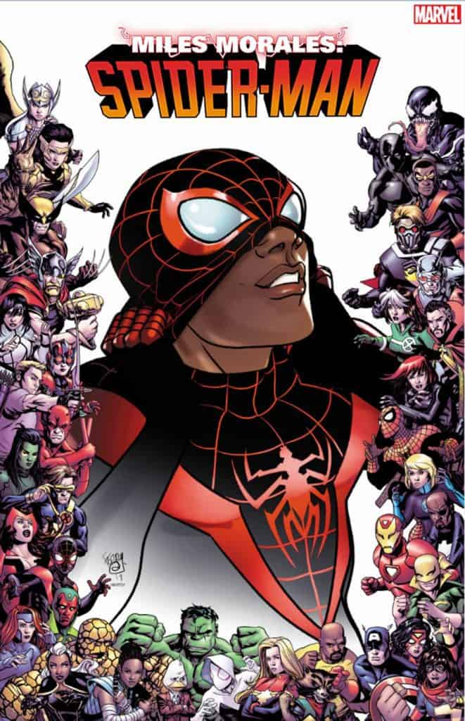 Miles Morales: Spider-Man #9 - Cover B