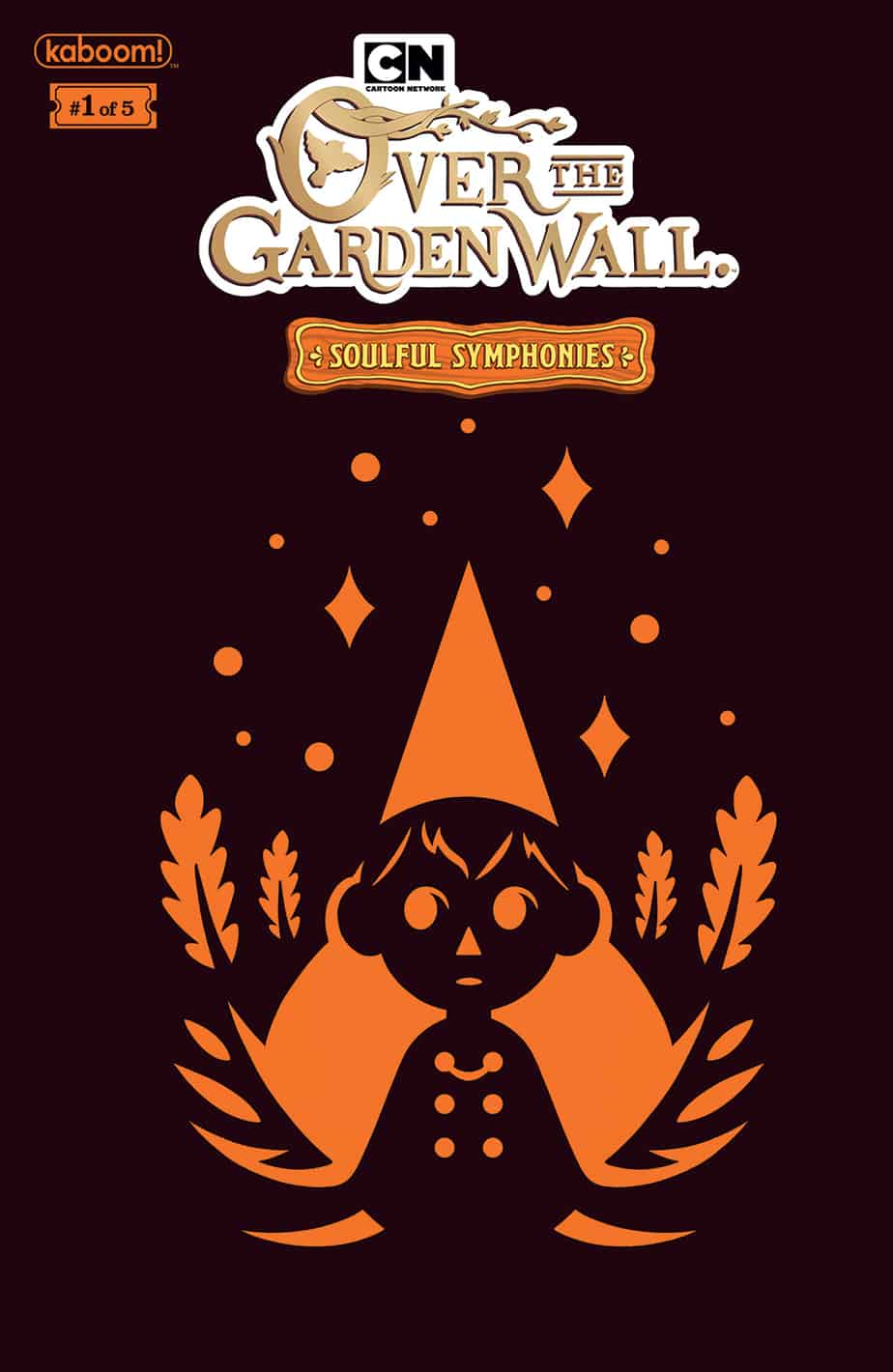 Over The Garden Wall™: Soulful Symphonies #1 - Variant Cover