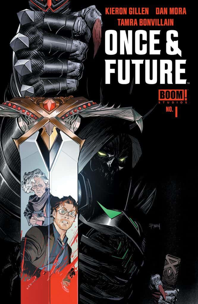 Once and Future #1 - Main Cover