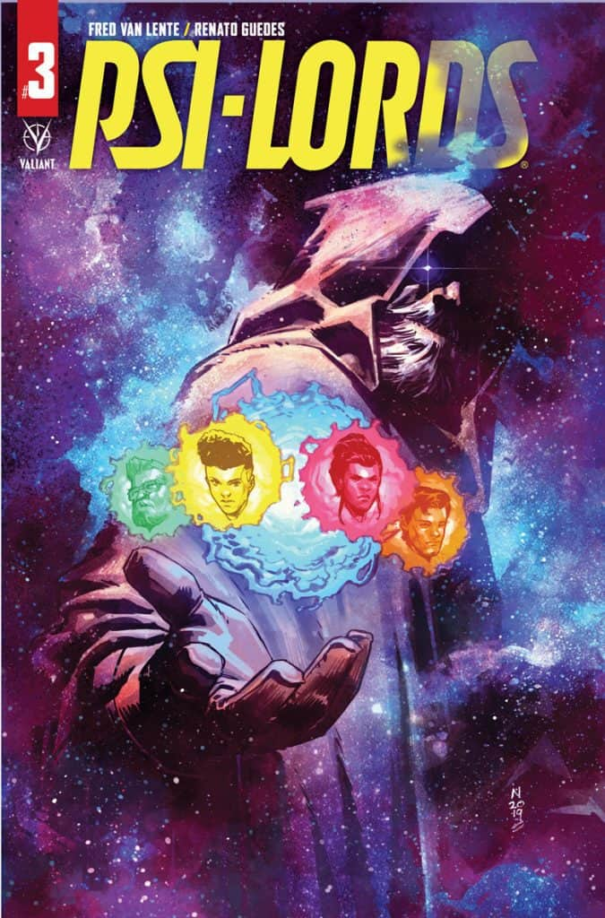 PSI-LORDS #3 - Cover A