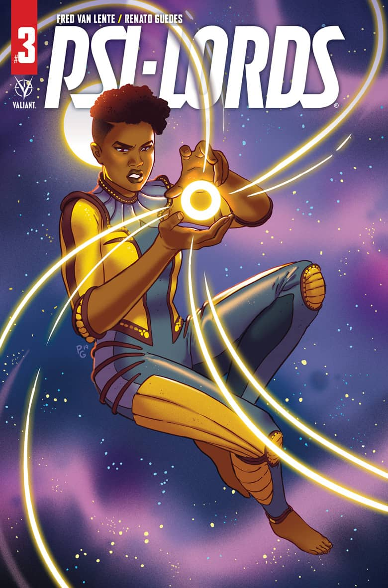 PSI-LORDS #3 - Pre-Order Edition Variant