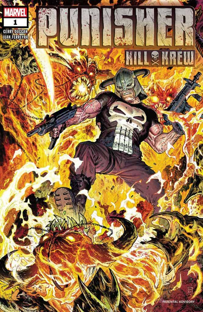 PUNISHER: KILL KREW #1 - Cover A